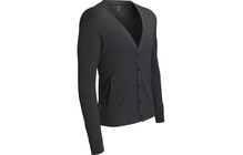 Icebreaker Men's BF260 Escape Cardigan jet